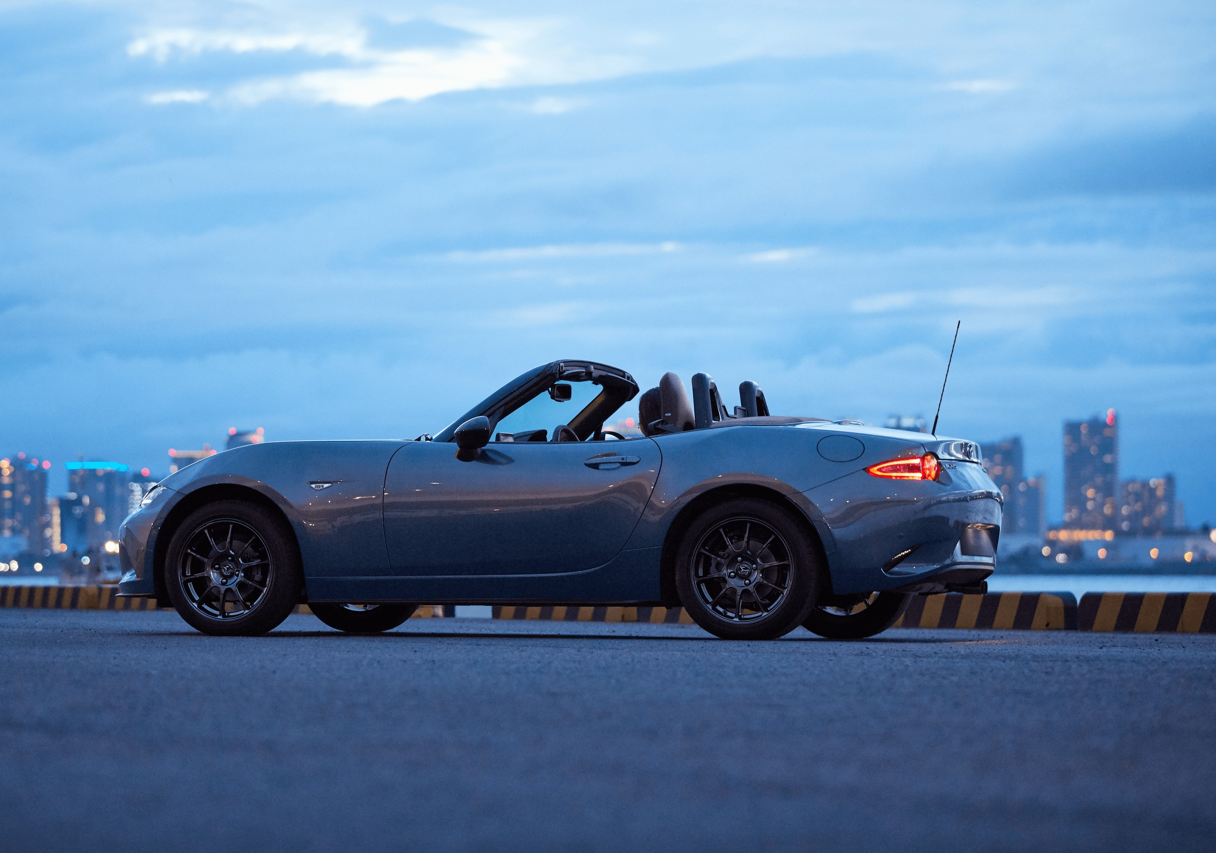 2019 MX 5 IPM3 Softtop City