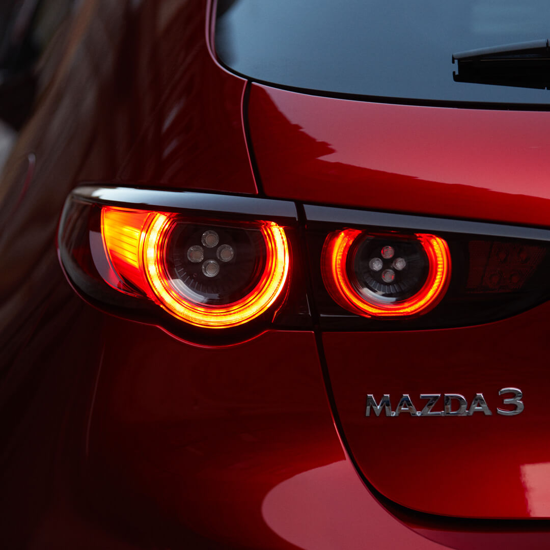 2019 M3 HB BIP 4 All New Mazda3 Launch Campaign SOM Ongoing Unique Values Global SQ 3A.4